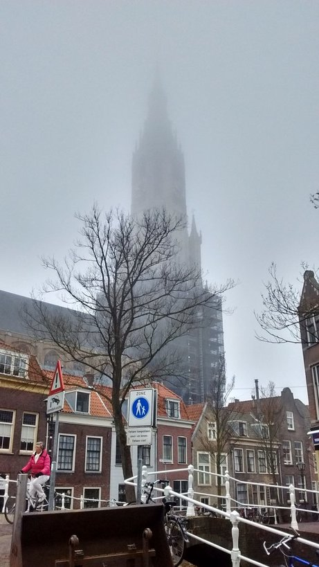 delft morning